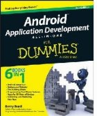 Android Application Development All-In-One for Dummies, 2nd Edition
