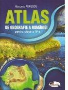 Atlas geografie Romaniei pentru clasa