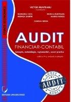 Audit financiar contabil Concepte metodologie