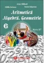 Auxiliar de Aritmetica, Algebra si Geometrie pentru clasa a VI-a