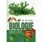 Biologie - Fise de lucru - Clasa a VI-a