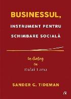 Businessul, instrument pentru schimbare socială