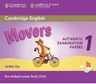 Cambridge English Movers 1 for Revised Exam from 2018 Audio CDs (2): Authentic Examination Papers from Cambridge English Language Assessment