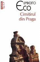 Cimitirul din Praga (ediţie de buzunar)
