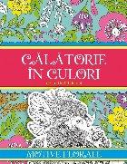 Călătorie în culori. Motive florale