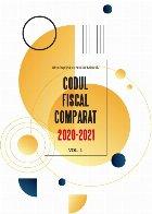 Codul fiscal comparat 2020-2021 (cod+norme), 3 volume
