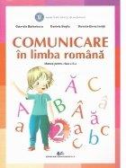 Comunicare in limba romana. Manual pentru clasa a II-a
