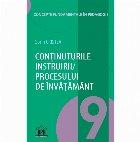 Continuturile instruirii/procesului de invatamant - Vol. 9