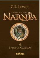 Cronicile din Narnia 4. Printul Caspian