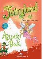 Curs limba engleza Fairyland 4 Caietul elevului