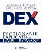 DEX - Dictionarul explicativ al limbii romane - editia 2016