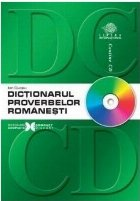 Dicționarul proverbelor românești (conține CD)
