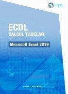 ECDL Calcul tabelar. Microsoft Excel 2016