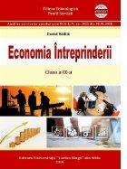 Economia intreprinderii. Clasa a IX-a