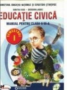 Educatie civica Manual pentru clasa