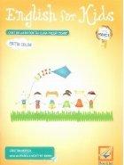 English for Kids - caiet de lucru pentru clasa pregatitoare (editie color)