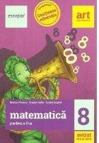 Esential Matematica clasa VIII Partea
