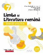 Exerciţii practice de limba şi literatura română. Caiet de lucru. Clasa a VII-a