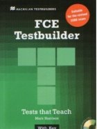 FCE Testbuilder with Key (with audio CDs) (Suitable for the revised 2008 exam)