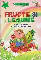 Fructe legume Fise ghicitori pentru