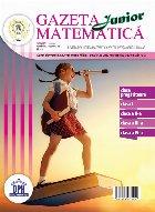 Gazeta Matematica Junior nr. 94, 95