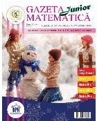 Gazeta Matematica Junior nr. 89