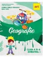 Geografie. Manual pentru clasa a IV-a. Semestrul I (cu CD)