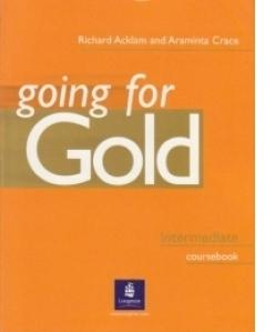 Going for Gold Intermediate Coursebook - Manual pentru clasa a IX-a