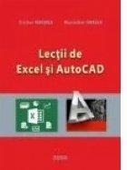 Lectii de Excel si AutoCAD