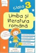 Limba si literatura romana. Clasa a III-a. Caiet de lucru. Exercitii de comunicare, de vocabular, notiuni teoretice