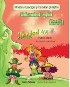 Limba Moderna - Engleza Fairyland 4 - clasa a IV-a - Manualul elevului (semestrul I + semestrul II)