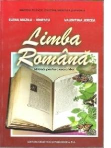 Limba romana. Manual pentru clasa a VI-a