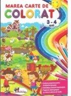 Marea carte colorat ani