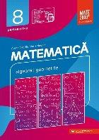 Matematica. Algebra, geometrie. Clasa a VIII-a. Consolidare. Partea a II-a