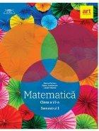 Matematica. Clasa a VI-a. Semestrul I. Clubul matematicienilor