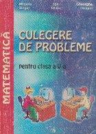 Matematica. Culegere de probleme (cls. a V-a)