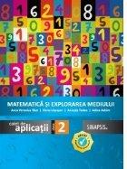 Matematica si explorarea mediului. Caiet de aplicatii - Clasa a II-a
