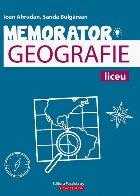 Memorator de geografie pentru pregătirea examenului de bacalaureat
