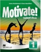 Motivate! Students Book Level 1 (Includes Digibook)