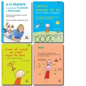 Pachet Parenting 2 - Educatia copilului (4 carti)