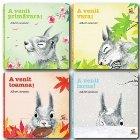 Pachet promotional Anotimpuri ( 4 carti )