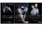 Pachet promotional Trilogia Fifty Shades