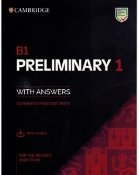 B1 Preliminary 1 for the Revised 2020 Exam Student s Book with Answers with Audio