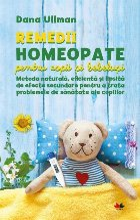 Remedii homeopate pentru copii și