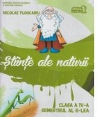 Stiinte ale naturii. Manual Clasa a IV-a, semestrul al II-lea