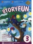 Storyfun for Movers Level 3 Student s Book with Online Activities and Home Fun Booklet 3 (Second edition)