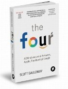 The Four. ADN-ul ascuns al Amazon, Apple, Facebook si Google