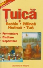 Tuica - Rachiu de fructe - Palinca - Horinca - Turt