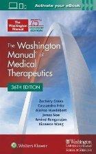 Washington Manual of Medical Therapeutics Paperback