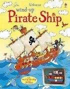 Wind pirate ship
